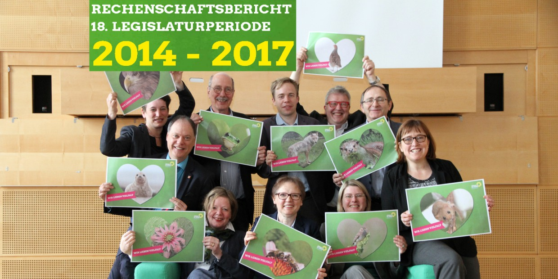 Grüne Fraktion @Erik Sachtleber