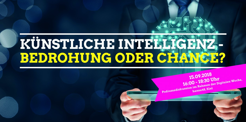 Digitale Woche - Künstliche Intelligenz