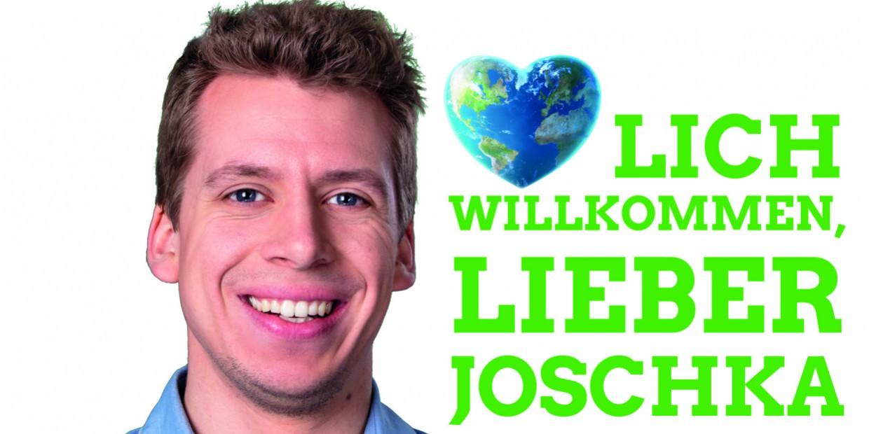 Herzlich willkommen, Joschka Knuth!