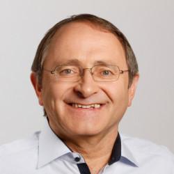 Bernd Voß  im Portrait