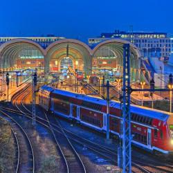 Bahnhof Kiel