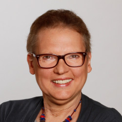 Ines Strehlau im Portrait