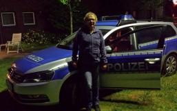 Nachtschicht beider Polizei Rellinge/Halstenbek