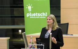 """Maren Reimann, Konrektorin der Dortmunder Schulpreisschule """"Kleine Kielstraße"""""""