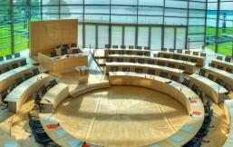 Plenarsaal @Wikimedia - Gerd Seidel - under CC0 licence