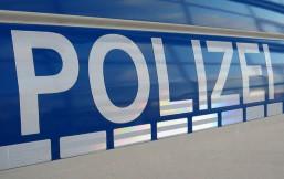 Polizei-Schriftzug (Marco_Broscheit, Flickr.com)