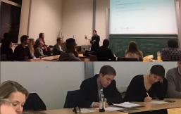 Fachgespräch Start-Ups mit Rasmus Andresen, wissenschaftspolitischer Sprecher de