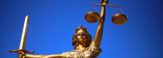 Justizia @pixabay under CC0 license