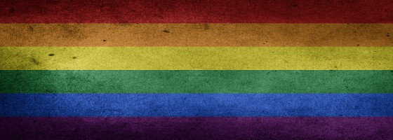 Regenbogenflagge @pixabay.com - under CC0 licence